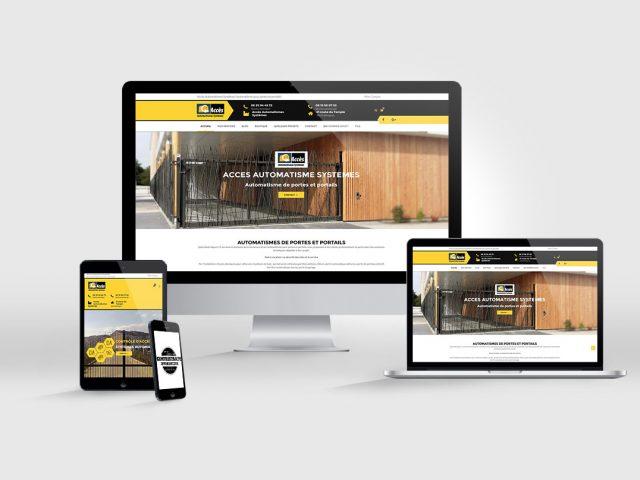 création de site internet AAS33