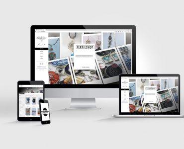 création de site internet Feerishop