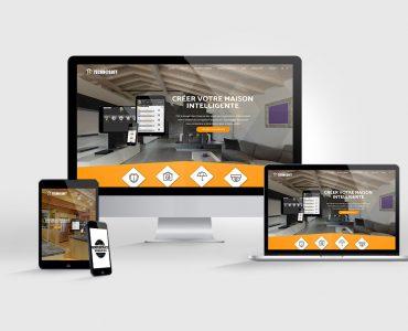 création de site internet Technasoft